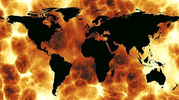 Los científicos estudian métodos para manipular el clima de la Tierra como si fuera un termostato para revertir el calentamiento global. (CC)