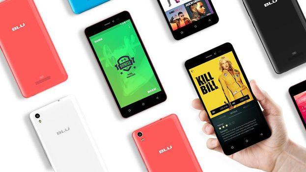 El grupo estadounidense ofrece móviles con una amplia gama de funcionalidades, sin los elevados precios de otros modelos. (Blu Products)