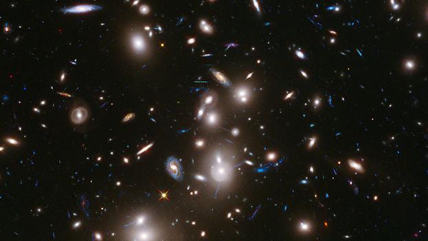 """""""Hasta este estudio no había evidencias de planetas en otras galaxias"""", señala la nota de prensa de la Universidad de Oklahoma. (jpl.nasa.gov)"""