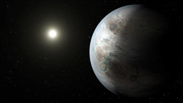 El catálogo de exoplanetas de la NASA localizados por el telescopio Kepler asciende a 4.034 posibles candidatos. (NASA)