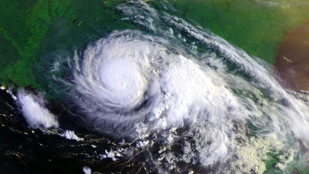 Los expertos dicen que esta temporada de huracanes está por debajo de la media. (NOAA / Satellite and Information Service)