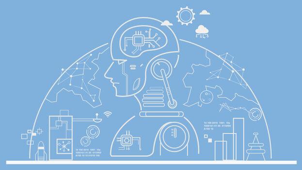 """Las técnicas de inteligencia artificial están basadas en el """"aprendizaje"""" de sistemas informáticos mediante el procesamiento de enormes cantidades de datos para poder tomar decisiones """"inteligentes""""."""