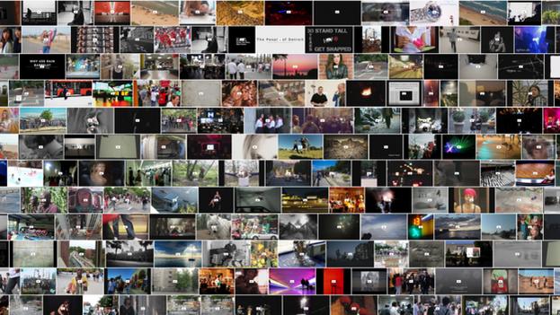 El sistema sitúa algunos vídeos dentro de un radio de hasta un kilómetro respecto a su situación geográfica real. (Flickr-VV.AA.)