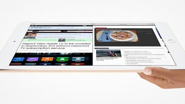El nuevo el iPad Pro de Apple.