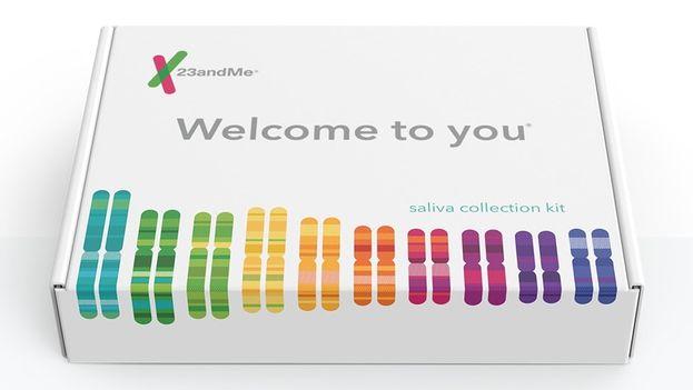 Cerca del 60% de las personas que se someten a un test genético puede ser identificado a partir del ADN de un familiar. (23andme.com)