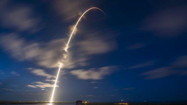 Los cuatro civiles surcarán la Tierra a una velocidad de unos 28.160 kilómetros por hora y darán una vuelta a este planeta cada 90 minutos. (Inspiration4)