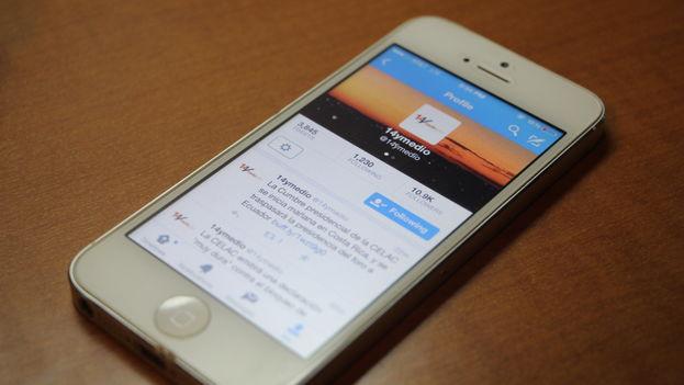 Los usuarios de Twitter ya pueden elegir a Cuba como su ubicación (14ymedio).