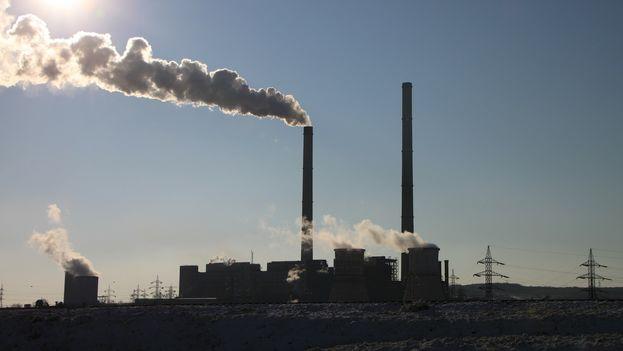 El verdadero problema, según la OMM es el dióxido de carbono, que permanece en la atmósfera durante miles de años y en el océano aún mucho más. (CC)