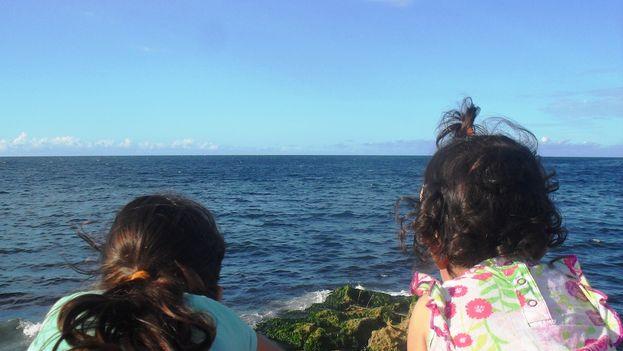 Añoranza de la playa. (14ymedio)