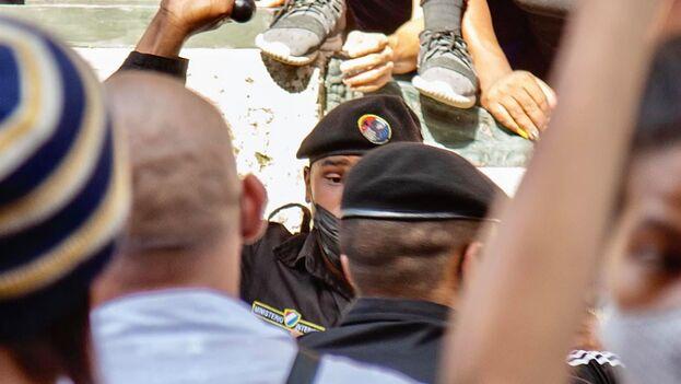"""AI reiteró su petición de acceso a Cuba """"para asistir como observadores a los próximos juicios de cientos de personas que continúan detenidas"""". (Marcos Evora)"""