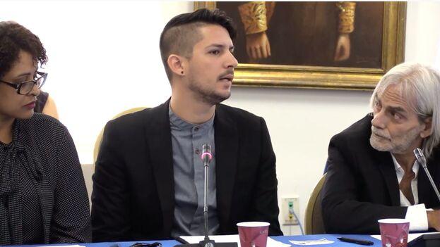 """Abogados, activistas y reporteros denunciaron ante la CIDH las """"graves violaciones de los derechos humanos"""" en Cuba. (CIDH)"""