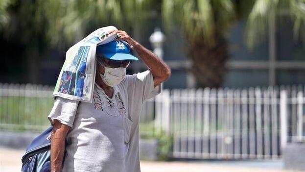 Abril fue el mes más cálido de los últimos 70 años en la Isla. (EFE)