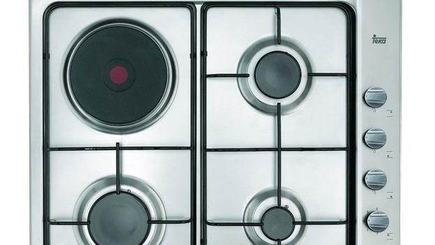 La Aduana General de la República advierte sobre la importación de las llamadas 'cocinas combinadas' con hornillas de gas y eléctricas, estas últimas están prohibidas de entrar al país. (Revolico)
