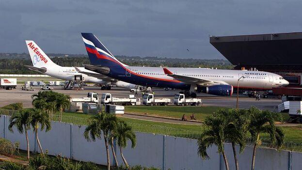 Aeroflot operará con aviones Boeing 777-300ER de más de 500 plazas. (Ecuavisa)