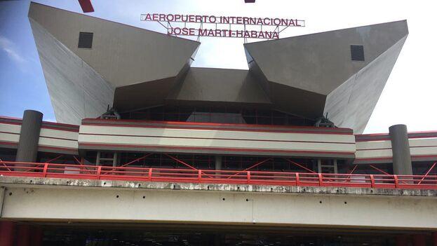 La terminar 3 del Aeropuerto Internacional José Martí en La Habana. (14ymedio)