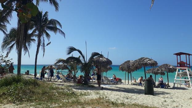 Aguas cristalinas, arenas muy claras y una reputación mundial, Varadero sigue siendo el más importante balneario cubano. (R. Ferreira)