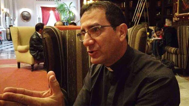 Alberto Reyes Pías (David Ramos / ACI Prensa)