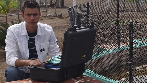 Alexander López es el único innovador de origen cubano de entre los 35 que forman parte del listado dado a conocer por 'MIT Technology Review'. (MIT)
