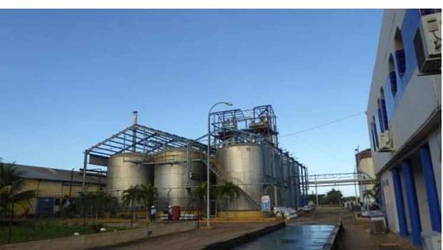 Según Alficsa Plus, las pruebas realizadas hasta ahora se han completado con éxito, por lo que esperan destilar los primeros volúmenes de alcohol este mes. (Julio Martínez Molina)