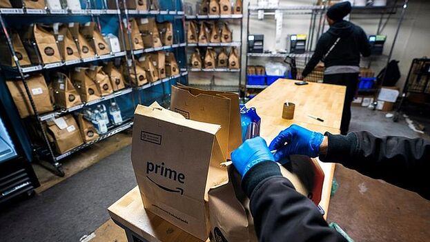 Amazon abonará al Gobierno de Estados Unidos 134.523 dólares como penalización. (EFE)