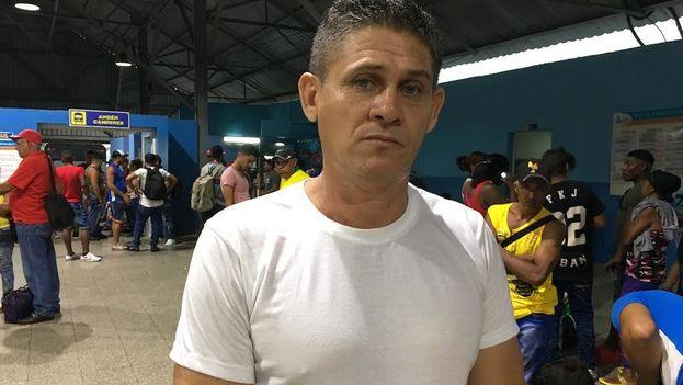 """En julio de este año la organización Amnistía Internacional exigió a las autoridades cubanas la excarcelación """"inmediata e incondicional"""" de Cervantes. (14ymedio)"""
