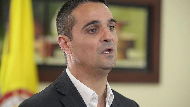 Ángel Martín Peccis. (Vozpopuli)