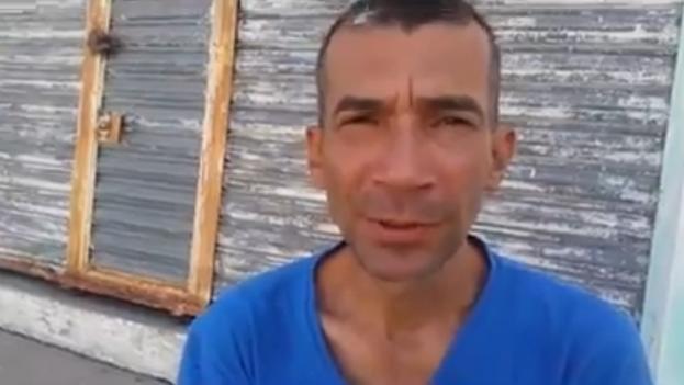Ramón Arboláez fue miembro en la Isla de la Coalición Central Opositora y del Foro Antitotalitario Unido (FANTU), razón por la que fue perseguido. (Captura)