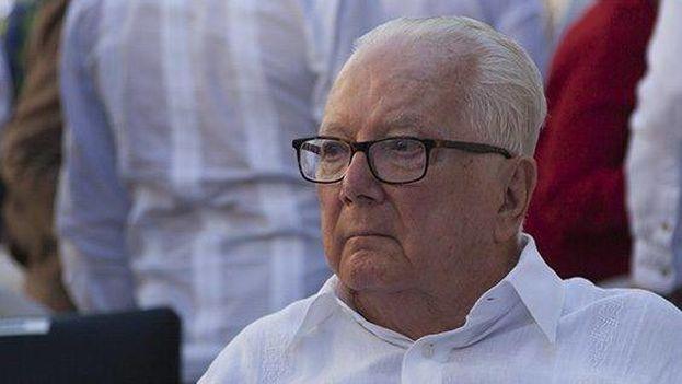 Armando Hart Dávalos falleció en la tarde de este domingo en La Habana a los 87 años a causa de una insuficiencia respiratoria. (EFE)