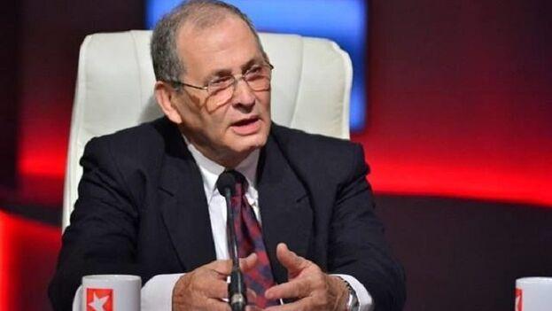 Barredo fue uno de los fundadores del programa televisivo Mesa Redonda. (captura)