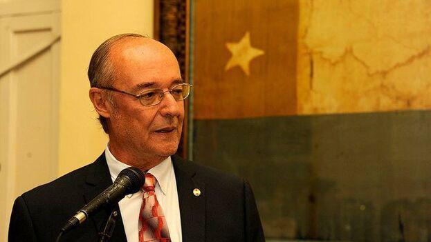 Bernardino Cano Radil era embajador en Cuba desde 2015, cuando fue designado para el cargo por el entonces presidente Horacio Cartes. (ABC Color)