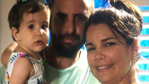 El pasado 16 de octubre, Caballero y su esposo fueron citados vía telefónica a comparecer ese mismo día en el Ministerio de Salud Pública en La Habana. (Cortesía)
