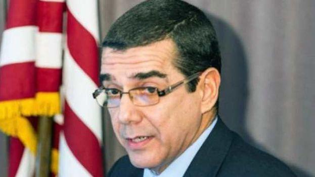 José Cabañas, entregó hoy sus cartas credenciales como embajador al presidente estadounidense, Barack Obama (Foto CC)