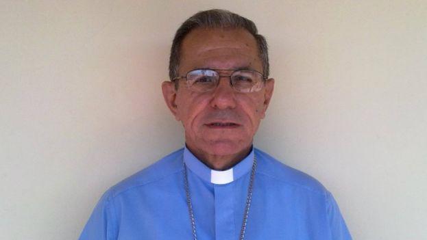 Juan de la Caridad García nuevo arzobispo de San Cristóbal de Habana. (Conferencia de Obispos Católicos de Cuba)