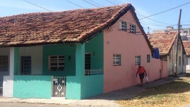 Casa del reparto Kohly, La Habana
