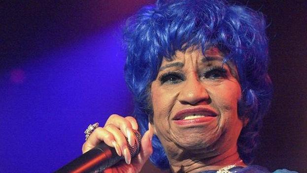 Celia Cruz. (EFE)