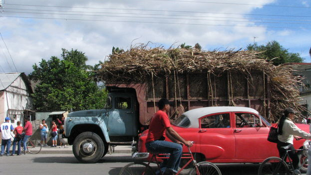 Colombia es uno de los cuatro principales núcleos urbanos de la provincia de Las Tunas y el ingenio comenzó a funcionar en 1916. (14ymedio)