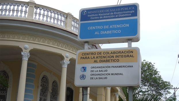 Centro de atención al diabético
