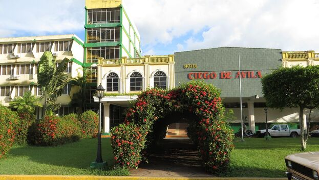 El hotel Ciego de Ávila pasa a ser temporalmente un hospital pediátrico de enfermos leves de covid-19. (TripAdvisor)