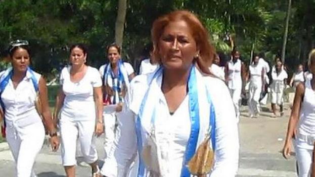 Ciudadanas por la Democracia en la festividad de la Caridad del Cobre  (UNPACU)