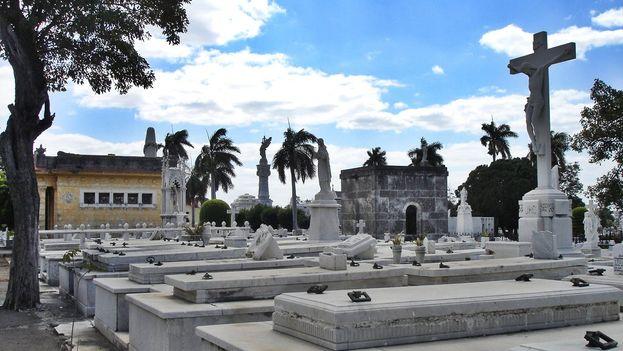 El cementerio de Colón en La Habana. (Fuente: Blog Cementerio Colón)