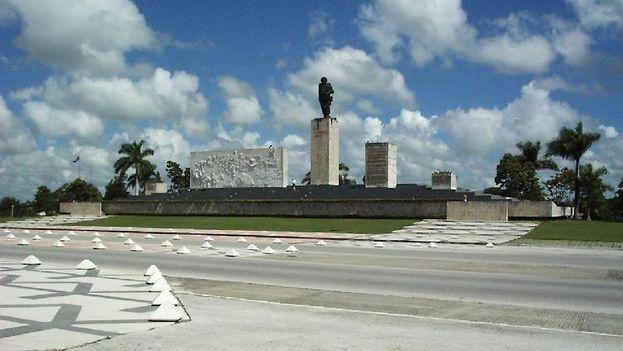 El Complejo Escultórico Ernesto Che Guevara de la ciudad de Santa Clara. (CC)