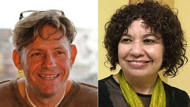 Ambos reporteros estaban invitados a un taller organizado por la Comunidad de Estados Latinoamericanos y Caribeños (Celac) en Panamá. (14ymedio/Cubanet)