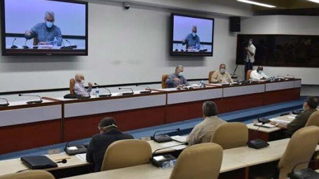 El Consejo de Ministros aprobó el plan económicos este lunes. (PL)