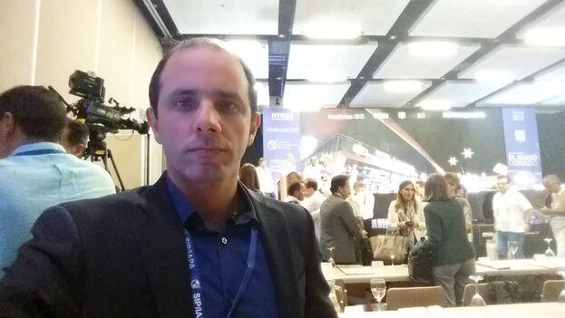 Constantín vive en Camagüey y es el director de la revista 'La Hora de Cuba'. (Facebook)