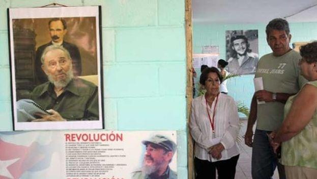 La Constitución cubana solo permite la existencia del Partido Comunista. (EFE)