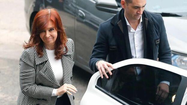 Cristina Fernández, expresidenta argentina (2007-2015).( EFE/Juan Ignacio Roncoroni/Archivo)