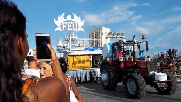 Crónica carnaval de La Habana 5. (14ymedio)