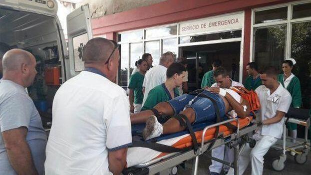 Los accidentes de tránsito representan desde hace varios años la quinta causa de muerte en Cuba, donde se reporta uno cada 55 minutos. (Archivo/Daimy Díaz Breijo/Tele Pinar)