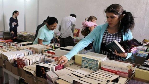 Cuba celebrará a partir del próximo jueves 9 la Feria del Libro, con una oferta de 700 nuevos títulos. (EFE)