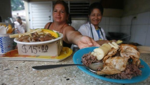 Según los médicos en Cuba hay un falso concepto de que solo la carne aporta proteínas al organismo. (Cubanet)